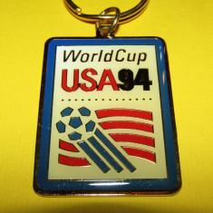 Breloc metalic fotbal - Campionatul Mondial de Fotbal USA 1994