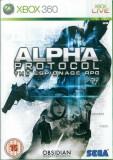 Joc XBOX 360 Alpha Protocol
