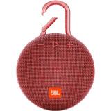 Boxa portabila JBL Waterproof Clip 3 Red