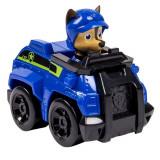 Figurina Paw Patrol Jungle Rescue, Chase si transportorul de politie