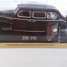 macheta zis 110 + revista masini de legenda nr.8 - 1/43, noua.