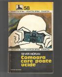 Sever Noran - Comoara care poate ucide, colecția Sfinx, 1982