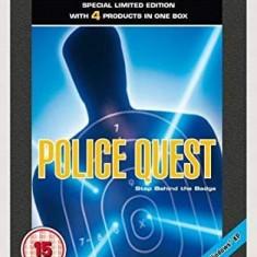 Joc PC Police Quest - Classic Collection