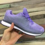 Pantofi sport Abgail mov -rl