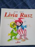 Livia Rusz O monografie. Cu autograf. Dodo Nita, Kiss Ferenc. Banda desenata BD