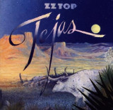 ZZ TOP Tejas (cd)