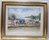 Angiolina Santocono ( 1889-1969 ) - Case la Balcic