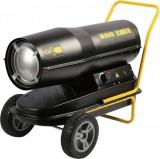 Cumpara ieftin Tun de caldura pe motorina cu ardere directa, PRO 50kW Diesel, Intensiv