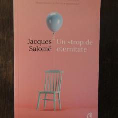 Un strop de eternitate - Jacques Salome, 2018