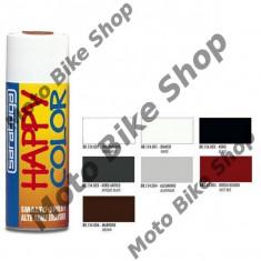MBS Vopsea spray temperaturi inalte Happy Color,transparenta, Cod Produs: 88154007