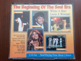 the beginning of the soul era triplu cd 3 disc muzica funk soul pop compilatie