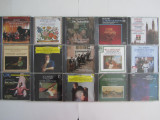Wolfgang Amadeus Mozart 15 CD Lot-Colectie-Muzica Clasica -