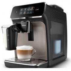 Espressor automat Philips Seria 2000 LatteGo EP2235/40, 12 setari de macinare, 15 bar, 3 setari pentru intensitate, 3 tipuri de bauturi , Filtru AquaC