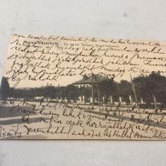 Targu Mures  1913, Necirculata, Fotografie