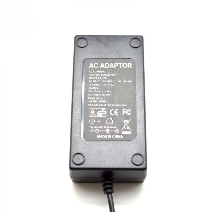 Alimentator Transformator Stabilizat 220V – 12V / 5A