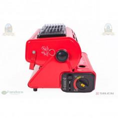 GF-0630 2 in 1 Aragaz portabil si incalzitor