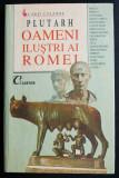 Plutarh - Oameni iluștri al Romei (ed. Victor Pânzaru)