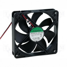 FAN 120X120X25 BALL DC12V 183.8M3/H 44.5DBA