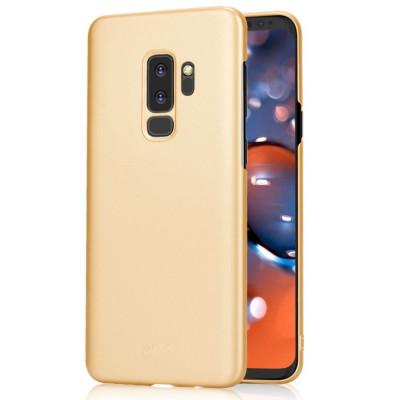 Husa SAMSUNG Galaxy S9 Plus - Jelly Mat (Auriu) foto