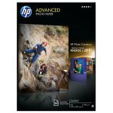 HP Advanced Glossy Photo Paper 250 g/m²-A4/210 x 297 mm/50 sht
