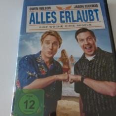 totul permis - dvd