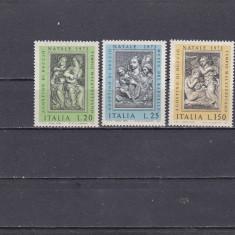 Italia  Michel  1427 - 1429, Stampilat
