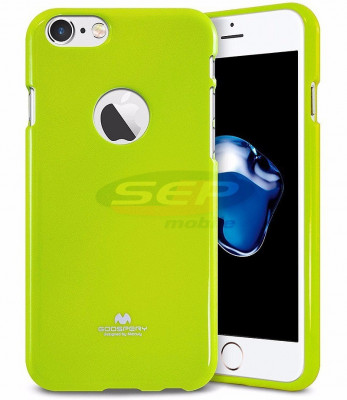 Toc jelly case mercury samsung galaxy s6 lime foto