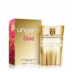 Apa de toaleta Femei, Ungaro Gold, 90ml, 90 ml
