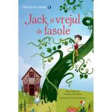Carte Editura Litera, Invat sa citesc. Jack si vrejul de fasole, nivelul 2