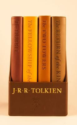 The Hobbit and the Lord of the Rings: Deluxe Pocket Boxed Set foto