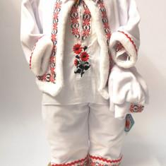 Compleu traditional baietel Bogdan 6