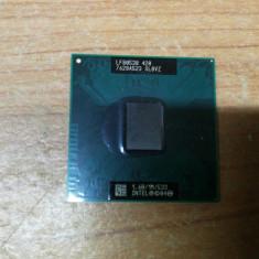 Procesor laptop SL8VZ (Intel Celeron M 420) Socket PPGA478