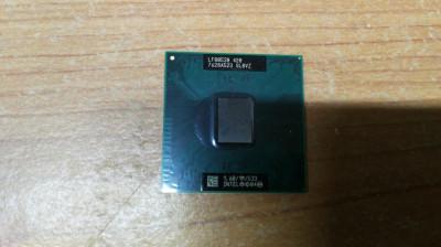 Procesor laptop SL8VZ (Intel Celeron M 420) Socket PPGA478 foto