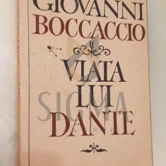 Viata lui Dante - Giovanni Boccaccio