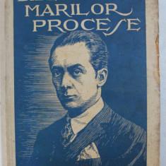 BIBLIOTECA MARILOR PROCESE, ANUL IV - 1928, VOL. IX, BUCURESTI