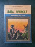 CONSTANTIN STOICA - LIMBA SPANIOLA clasa a VI-a (1991)