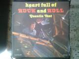 Cumpara ieftin Vinil (vinyl) - Quentin Vest - Heart Full of Rock and Roll (Johnny Raducanu)