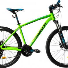 Bicicleta Mtb Dhs Terrana 2725 M 450Mm Verde 27.5 Inch