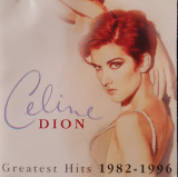 CD -  Celine Dion Greatest hits 1982 - 1996