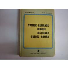 Dictionar Suedez Roman - State Nicolai State Cornelia ,551598