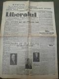 Ziarul Liberalul 20 noiembrie 1946
