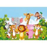 Cumpara ieftin Covor camera copiilor 100×150 cm, multicolor, XANDER