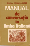 Doina Condrea-Derer - Manual de conversație în limba italiană