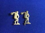 Insigne militare - Semne de armă - Educație Fizică și Sport (culoare aurie)