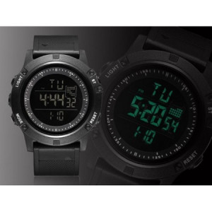 Ceas Barbatesc, curea silicon, digital watch, CS834