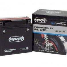 Baterie scuter maxiscuter motocicleta YTX9A-BS 135x75x135 12V 9Ah 130A Aprilia Sport City, Scarabeo 100cc