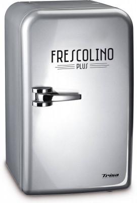 Mini frigider Trisa 7731.471 Frescolino Plus 17 litri Argintiu foto