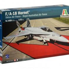 1:72 F/A-18 HORNET Swiss Air Force - Royal Australian Air Force 1:72