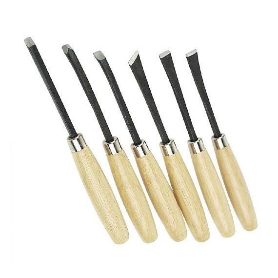 Set de dalti pentru lemn Mannesmann M690 EX160 6 piese
