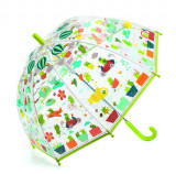 Umbrela colorata pentru copii, Froglets, Djeco